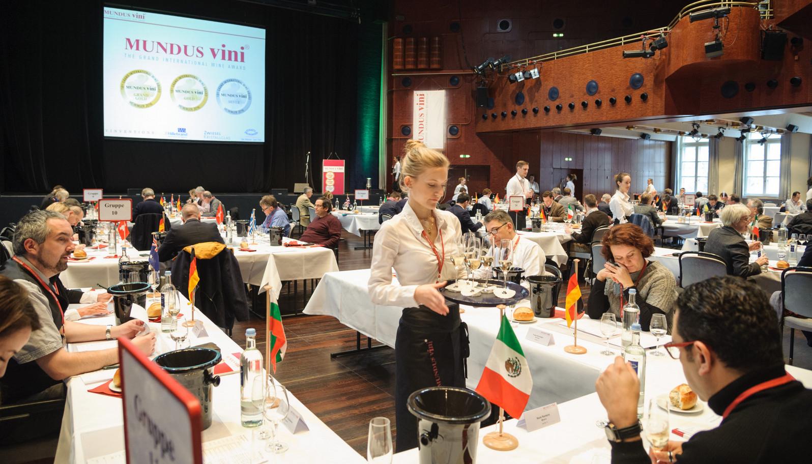Mundus Vini 2016 - Teil1