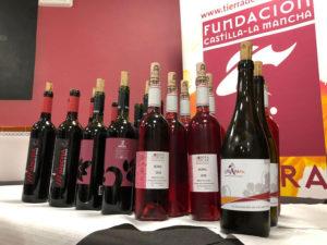 Catas vino de Castilla La Mancha probando DO Almansa