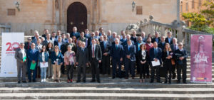 do almansa en mallorca para estar en asamblea general CECRV