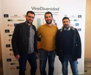 Adolfo Cano en Jornadas Vinodiversidad de Albacete