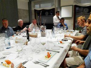 Prueba gastronomia DO Almansa en Salones Ramona